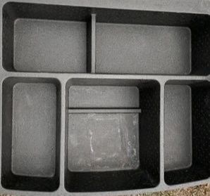 Organizer Wkład do bagażnika hyundai ix35