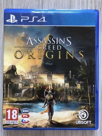 Assassins Creed Orgins PL - PlayStation 4 (PS4)