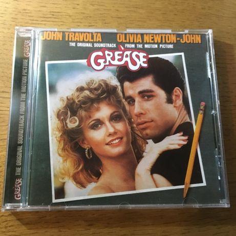 """Grease"" Soundtrack Original CD"