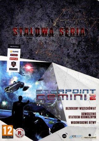 Starpoint Gemini 2 Stalowa Seria (Gra PC)