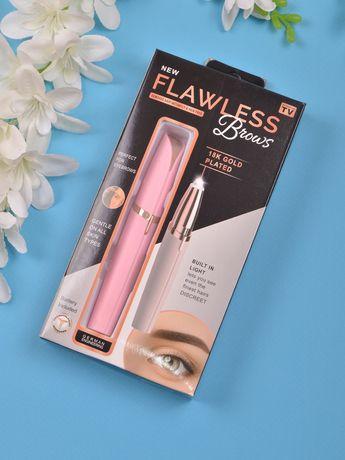 Новый Женский триммер депилятор для бровей бикини лица flawless brows