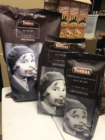 Горячий шоколад Torras 0,180гр;0,360гр.;1кг гарячий шоколад