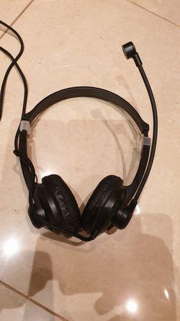 Słuchawki czarne