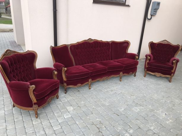 Диван і 2 крісла