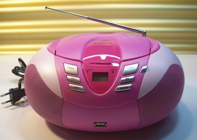 LENCO radioodtwarzacz SCD-37 CD/USB