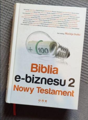 Biblia e-biznesu, stan bardzo dobry