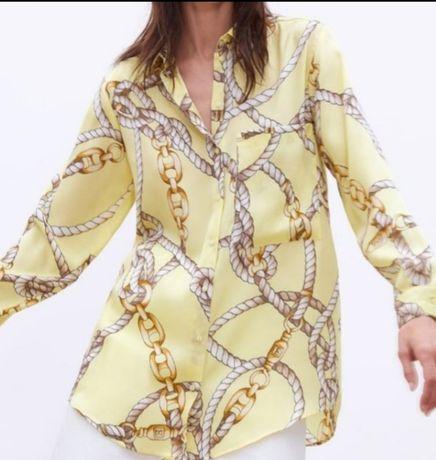 Блузка Zara XS М