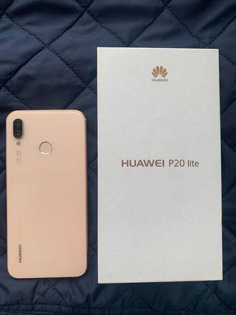 Huawei p20 lite pink, 4/64, телефон, смартфон,хуавей