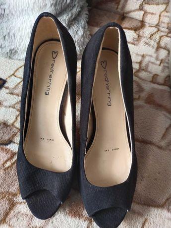 Buty na korku 38 UK 5 wkładka 24cm.