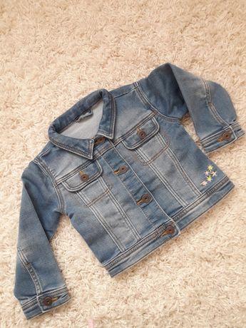 Джинсовая курточка, джинсовка