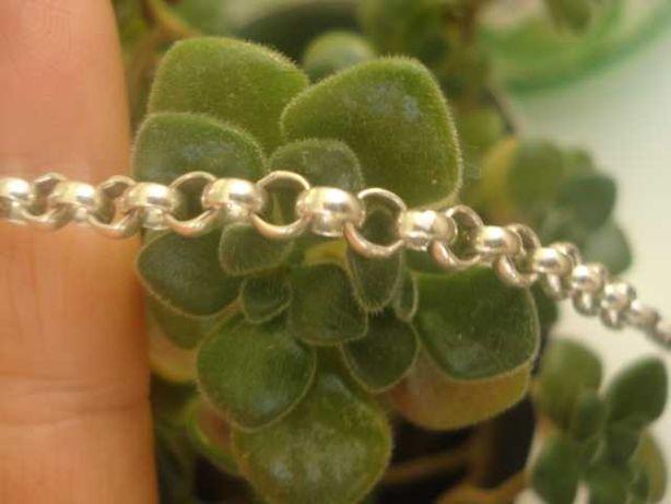 Браслет серебряный. 19.5 размер