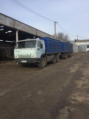 Продам КАМАЗ зерновоз