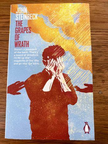 """""""The Grapes Of Wrath"""" - John Steinbeck [NOVO]"""