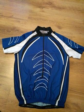 Koszulka kolarska Crane M trykot strój rower L jacket bluzka