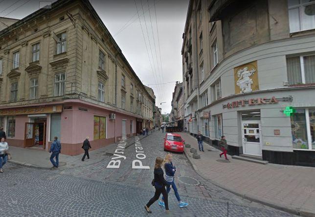 Продам магазин в історічному центрі Львова 56м 360000у.о.