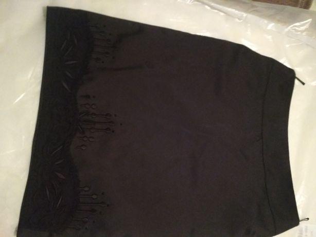 Атласная юбка шикарная