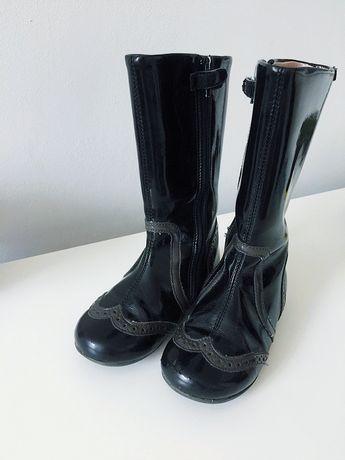 Черевики, чоботи, ботинки Garvalin Іспанія 26 р. Шкіра
