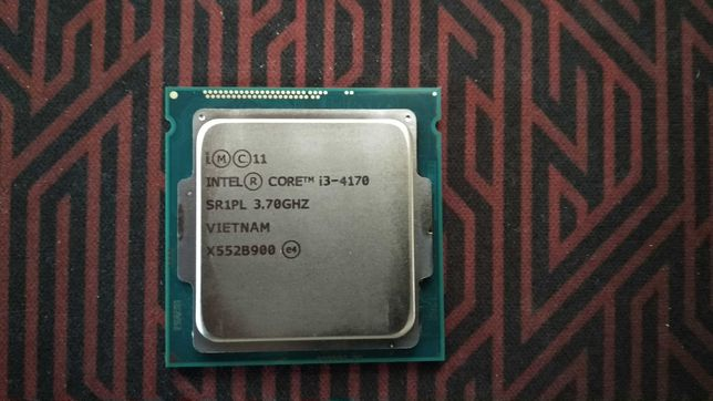 CPU Intel Core i3 4170 3.7Ghz