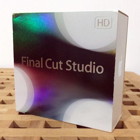 Apple Final Cut Studio 3.0 Retail - Pro.