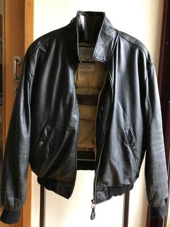 Blusão / casaco Levi Strauss em pele verdadeira