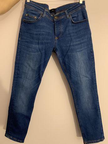 Spodnie jeansowe River Island 32/28