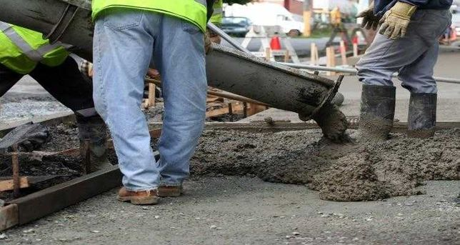 Бетон с доставкой, доставка бетона