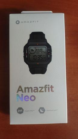 Смарт часы Amazfit Neo black