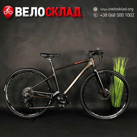 """Велосипед Scott Cross 50 28"""" Giant Trek Merida B'Twin"""