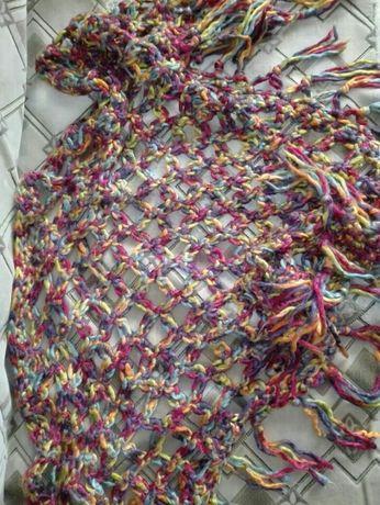 Продам яркий шарф накидку