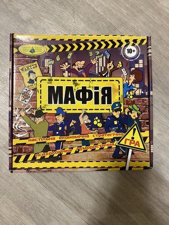 Настольная игра Мафия