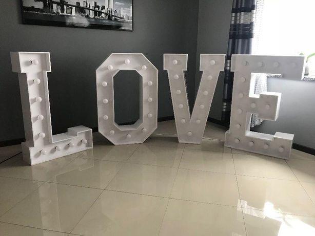 Napis Love 120cm