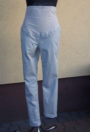 HM spodnie ciążowe rurki bawełna rozm. 46