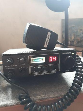Rádio Cb. President Jack