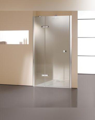 Drzwi prysznicowe. Huppe Enjoy 100cm powloka anti plaque