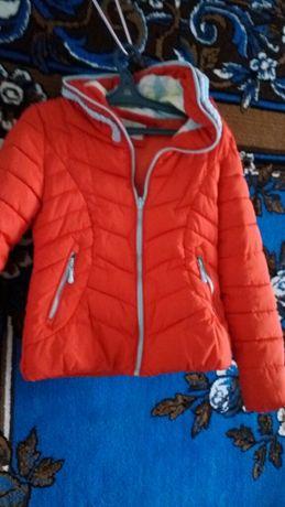 Курточка теплая зима,холодная осень