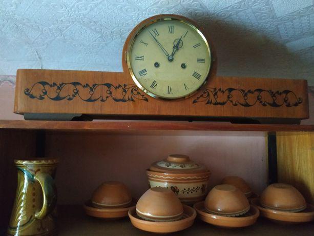 Часы каминные производство СССР