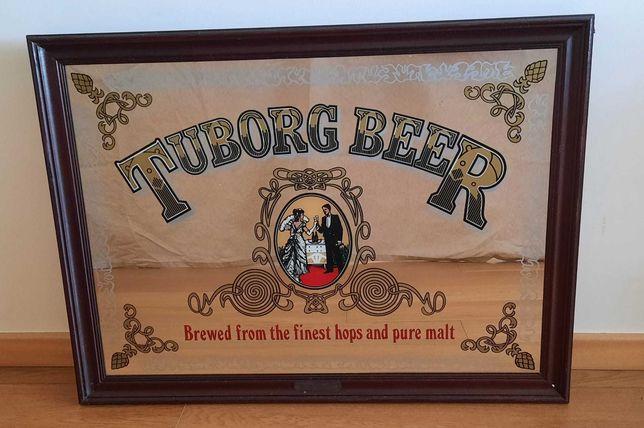 Tuborg Beer - Quadro Publicitário