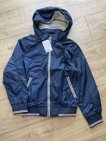 Куртка-ветровка H&M / НМ на 8-9 лет. 134 рост