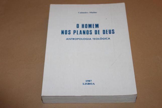 O Homem Nos Planos de Deus-Antropologia Teológica
