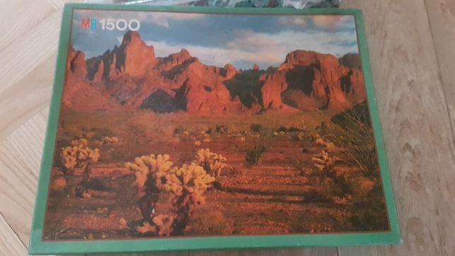 puzzle 1500 el Montagne in Arizona