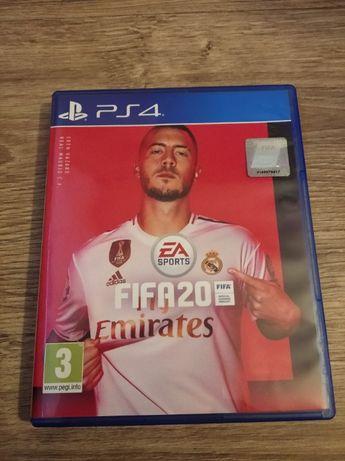 Gra PlayStation 4 FIFA 20 PL PS4