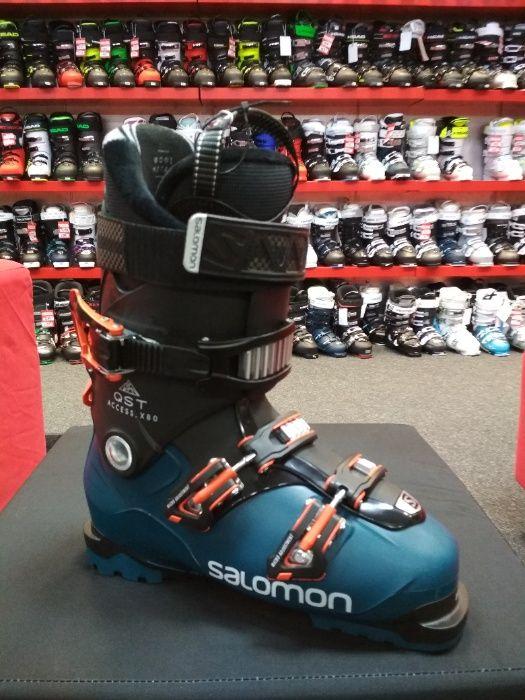 Buty narciarskie Salomon QST X Access x 80 roz.26,5 Wrocław - image 1