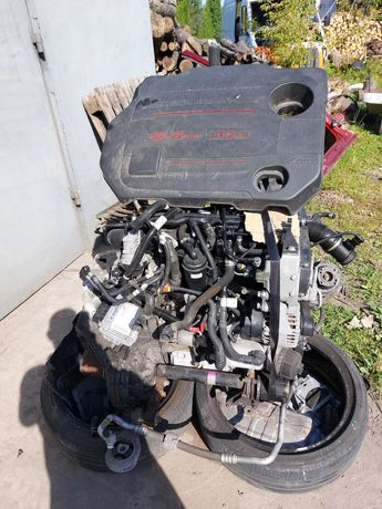 Silnik jtdm2 2.0 16v 170km alfa 159 giulietta skrzynia wtryski turbo