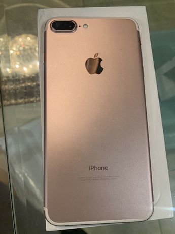 Iphone 7+ 128gb