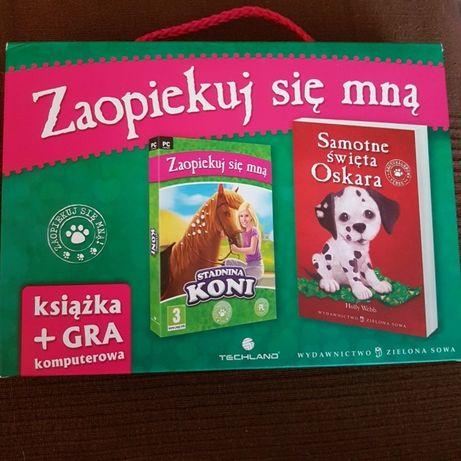 Książka samotne święta Osksra+ Gra Pc