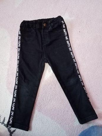 Spodnie 98 rozmiar