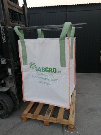 Big Bag płaskie dno/ otwarta góra ! 90x90x90 cm
