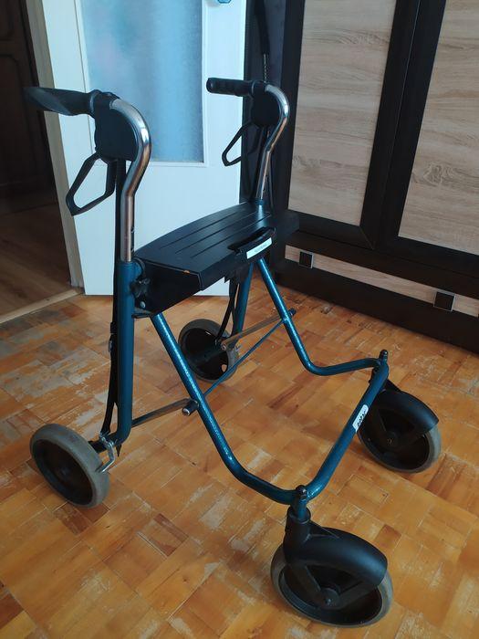 Роллер инвалидный (ходунки на колесах) ecat Швеция Киев - изображение 1