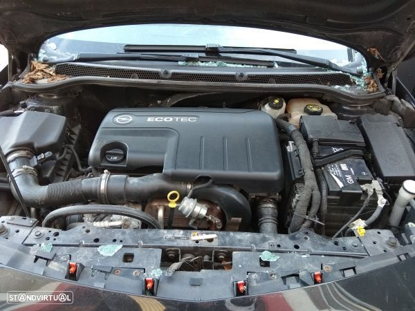 Motor Completo Opel Astra J Sports Tourer (P10) A17dte