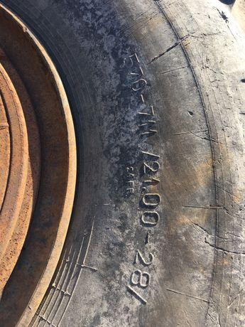 Шины с дисками 570-711    21.00-28 грузовые